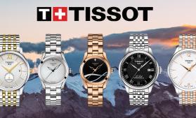 Top 10: Обзор лучших моделей Tissot